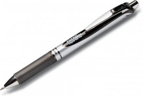 Pióro kulkowe automatyczne Pentel BL-77, 0.35mm, czarny