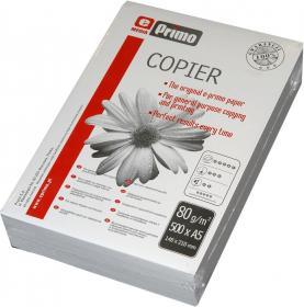 Papier ksero ePrimo, A5, 80g/m2, 500 arkuszy, biały