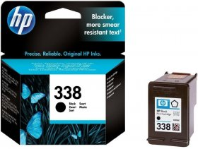 Tusz HP 338 (C8765EE), 480 stron, black (czarny)
