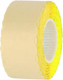 Taśma do metkownicy Studio Cen, HMTC 800 etykiet, 26x12mm, żółty