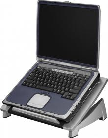 Podstawa pod notebook Fellowes  Office Suites™, 104x386x360mm, srebrno-czarny