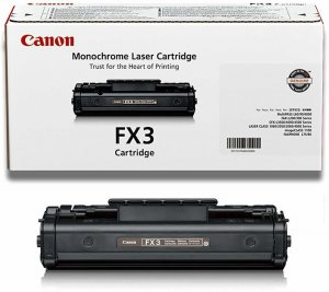 Toner Canon FX3 (1557A003AA), 2500 stron, black (czarny)