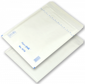 Koperta bąbelkowa, NC, H/18, 290x370mm, 1 sztuka, biały