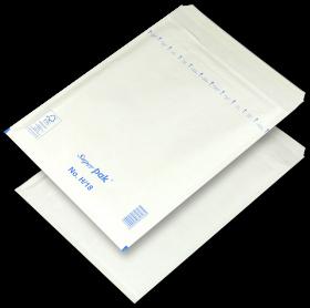 Koperta bąbelkowa NC, H/18, 290x370mm, 1 sztuka, biały