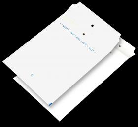 Koperta bąbelkowa, NC, C/13, 170x225mm, 1 sztuka, biały