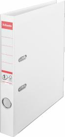 Segregator Esselte Vivida No.1 Power, A4, szerokość grzbietu 50mm, do 350 kartek, biały