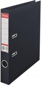 Segregator Esselte Vivida No.1 Power, A4, szerokość grzbietu 50mm, do 350 kartek, czarny