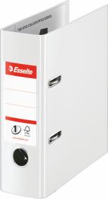 Segregator Esselte No.1 Power, A5, szerokość grzbietu 75mm, do 500 kartek, biały