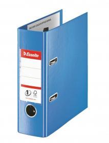 Segregator Esselte No.1 Power, A5, szerokość grzbietu 75mm, do 500 kartek, niebieski