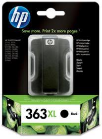 Tusz HP 363XL (C8719EE), 1120 stron, black (czarny)