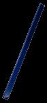 Grzbiet wsuwany Leitz, A4, 6mm, do 60 kartek, 50 sztuk, niebieski