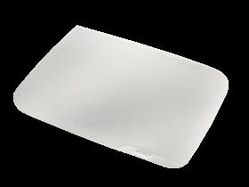 Podkład ochronny na biurko Leitz, 65x50cm, przezroczysty