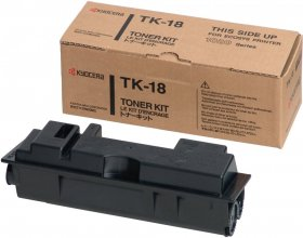 Toner Kyocera TK-18 (21204099), 7200 stron, black (czarny)