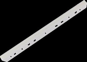 Listwa samoprzylepna wpinana Argo, pasek kleju 8mm, 100 sztuk, przezroczysty