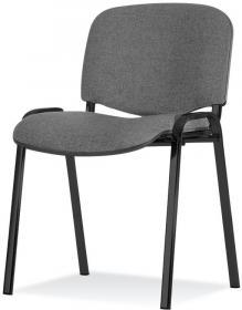 Krzesło biurowe Nowy Styl Iso Black, szary