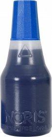 Tusz wodny do pieczątek Noris, 110S, 25 ml, bezolejowy, niebieski