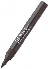 Marker permanentny Sharpie M15, okrągła, 2 mm, czarny