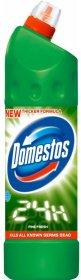 Płyn do czyszczenia toalet, Domestos 24H, leśny, 0.75l