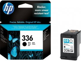 Tusz HP 336 (C9362EE), 220 stron, 5ml, black (czarny)