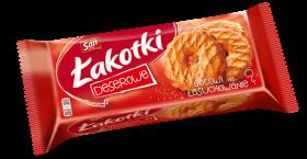 Ciastka Mondelez Łakotki, deserowe z cukrem, 168g