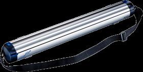Prezenter Leitz Easy Flip, 72x9.7cm, w zestawie z folią
