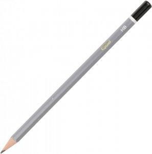 Ołówek techniczny Grand, HB, szary