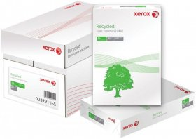 Papier ksero Xerox Recycled, A4, 80g/m2, 500 arkuszy, biały