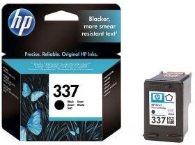 Tusz HP 337 (C9364EE), 11ml, 420 stron, black (czarny)
