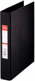 Segregator Esselte Vivida, A5, szerokość grzbietu 42mm, do 190 kartek, 2 ringi, czarny