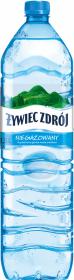Woda niegazowana Żywiec Zdrój, 1.5l