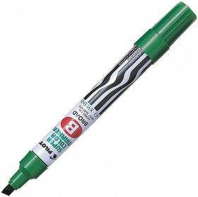 Marker permanentny Pilot SCA-B, ścięta, 4.5mm, zielony