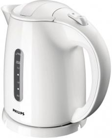 Czajnik elektryczny Philips HD 4646/00, 1.5l, biały