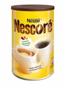 Kawa rozpuszczalna Nestlé Nescore, puszka, 260g