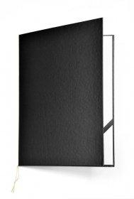 Okładka do dyplomów Galeria Papieru, A4, czarny