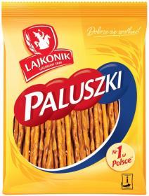 Paluszki Lajkonik, z solą, 200g