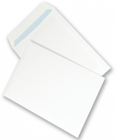 Koperta standardowa NC, B5, samoklejąca SK, 50 sztuk, biały