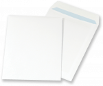 Koperta standardowa NC, C5, samoklejąca SK, 50 sztuk, biały