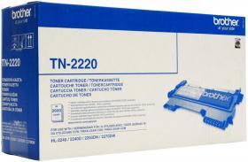 Toner Brother (TN2220), 2600 stron, black (czarny)