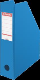 Pojemnik kartonowy na dokumenty Esselte Vivida, składany , A4, 70mm, do 700 kartek niebieski