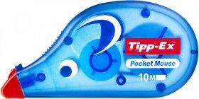 Korektor w taśmie Tipp-Ex Pocket Mouse, 4.2mmx10m