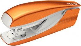 Zszywacz Leitz Wow 5502, do 30 kartek, metaliczny pomarańczowy