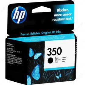 Tusz HP 350 (CB335EE), 200 stron, black (czarny)