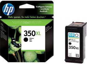Tusz HP 350XL (CB336EE), 1000 stron, black (czarny)