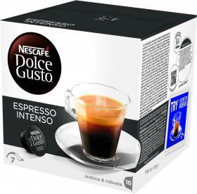 Kawa w kapsułkach Nescafé Dolce Gusto Espresso Intenso, 16 sztuk