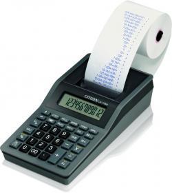 Kalkulator z funkcją drukowania Citizen CX-77BNES, 12 cyfr, czarny