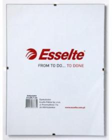 Antyrama Esselte, szkło, 400x500mm