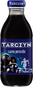 Nektar czarna porzeczka Tarczyn, butelka szklana, 0.3l