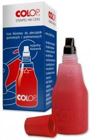 Tusz do stempli Colop, 25ml, czerwony