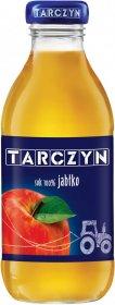 Sok jabłkowy Tarczyn, butelka szklana, 0.3l