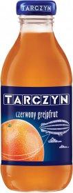 Nektar czerwony grejpfrut Tarczyn, butelka szklana, 0.3l